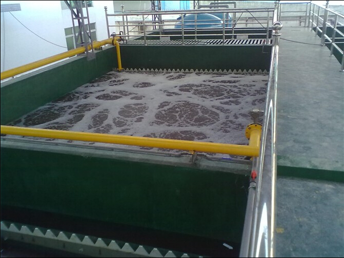 電鍍廢水處理裝置